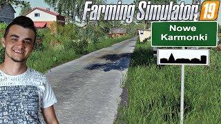"""Farming Simulator 19 """"Sprawdzanie Map"""" #8 ㋡ Nowe Karmonki V2 ✔ MafiaSolecTeam"""