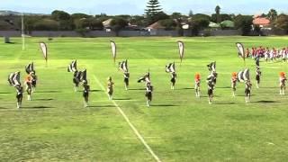 fairmont high school drum majorettes 2015