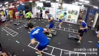 Упражнения на развитие скорости и координации.