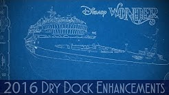 New Experiences Coming to the Disney Wonder   Disney Cruise Line