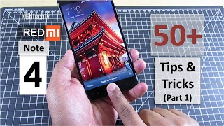 50 Redmi Note 4 Tips and Tricks Features Software Walkthrough