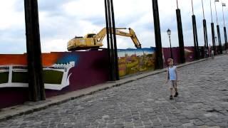 アキーラさん訪問②ハンガリー・ブダペスト・王宮の丘Budapest,Hungary