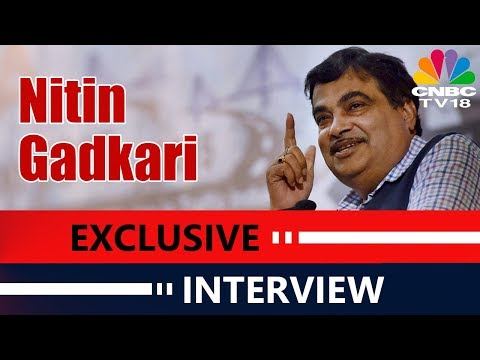 Nitin Gadkari Exclusive Interview | Highway to Growth | CNBC TV18