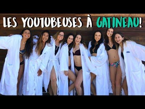 VLOG : Les YouTubeuses à Gatineau!