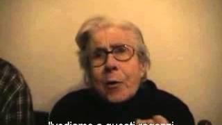 Felicia Bartolotta-Mamma di Peppino Impastato - (sottotitoli italiano)