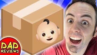 Unboxing Baby Stuff