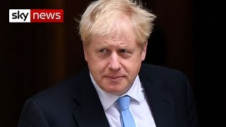 MPs back Boris Johnson's plan to leave EU on 31 January