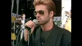 George Michael - Village Ghetto Land [Live 1988]