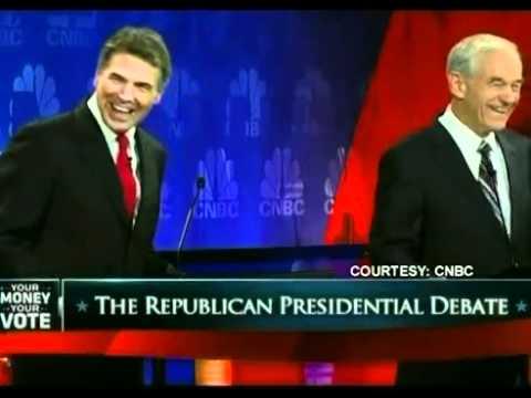Oops! Rick Perry 'agencies' gaffe at GOP debate
