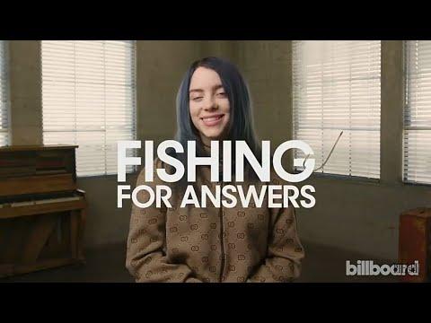 Billie Eilish - Pescando por respostas   Billboard (Legendado)