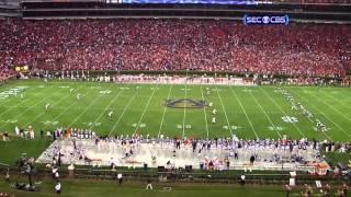 Georgia vs #2 Auburn 2010