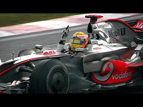 Coulthard Relives Brazil's Tense 2008 Title Decider