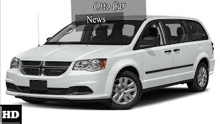 HOT NEWS  !!!! 2018 Dodge Grand Caravan Interior and Infotainment Overview