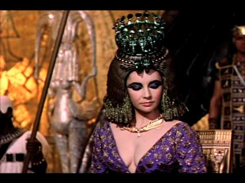 Cleopatra 1963 Elizabeth Taylor Cleopatra (Cleópa...