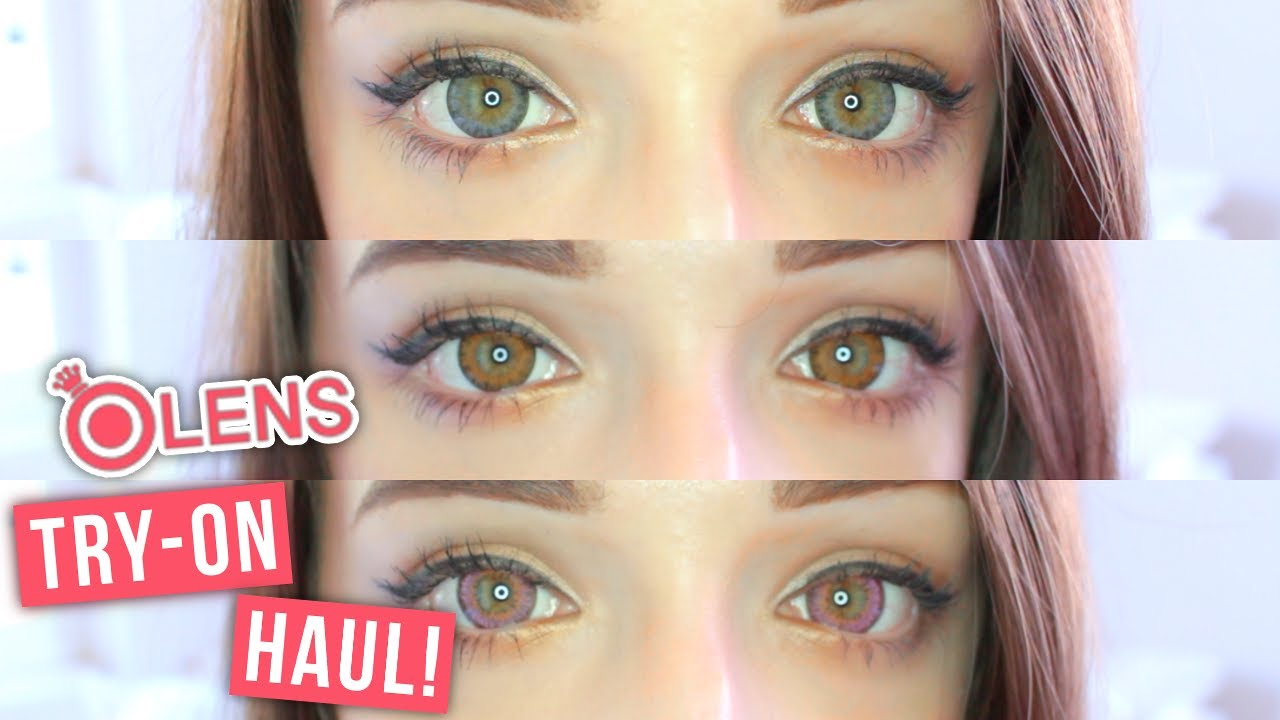 Colored contacts for asians