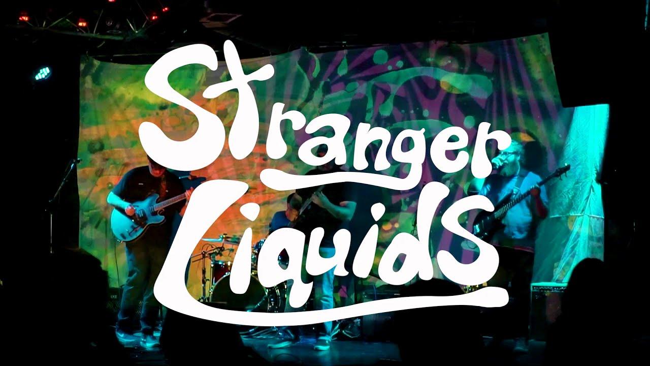 Fierce Brosnan - Bad Alligator live with Stranger Liquids