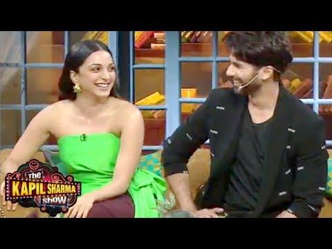 Kabir Singh Promotion In Kapil Sharma Show - Shahid Kapoor | Kiara Advani