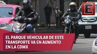 Semarnat prepara norma de verificación para motos