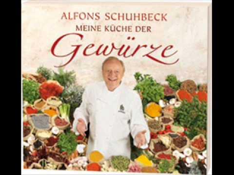 Alfons Schuhbeck - Meine Küche der Gewürze - YouTube