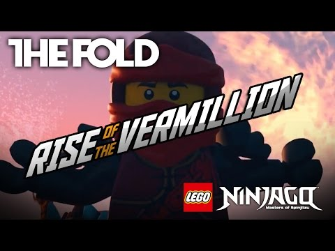 LEGO NINJAGO Rise of the Vermillion (Official Video) Season 7