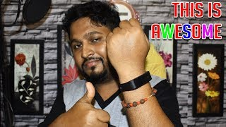 Lenovo Smart Band Cardio 2 | SmartWatch HX06H | Review & Unboxing | Tech Geeks