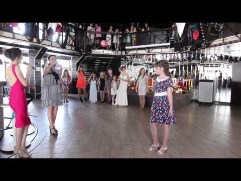 Выпускной школы моделей Jewel Models Краснодар