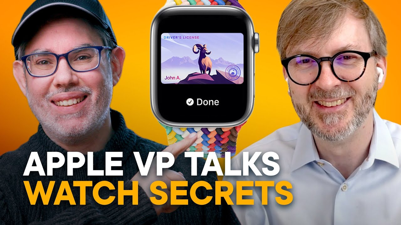 Apple Watch VP — It Has to Work in 2 Seconds!