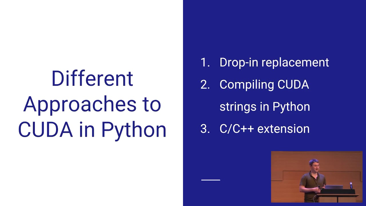 Image from CUDA in your Python: Effective Parallel Programming on the GPU