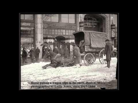 Historic Boston in Winter