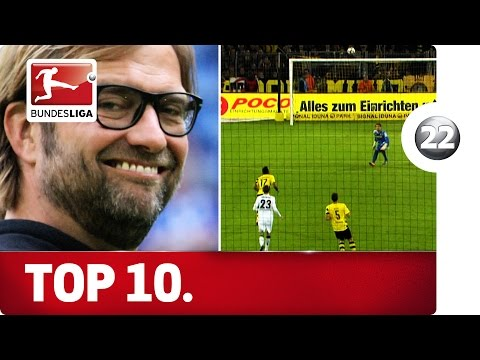 Top 10 funny moments in bundesliga history - advent calendar 2015 number 22