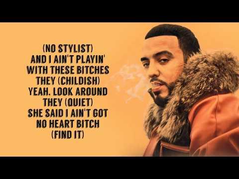 French Montana - No Stylist Ft. Drake (Lyrics) 4k!