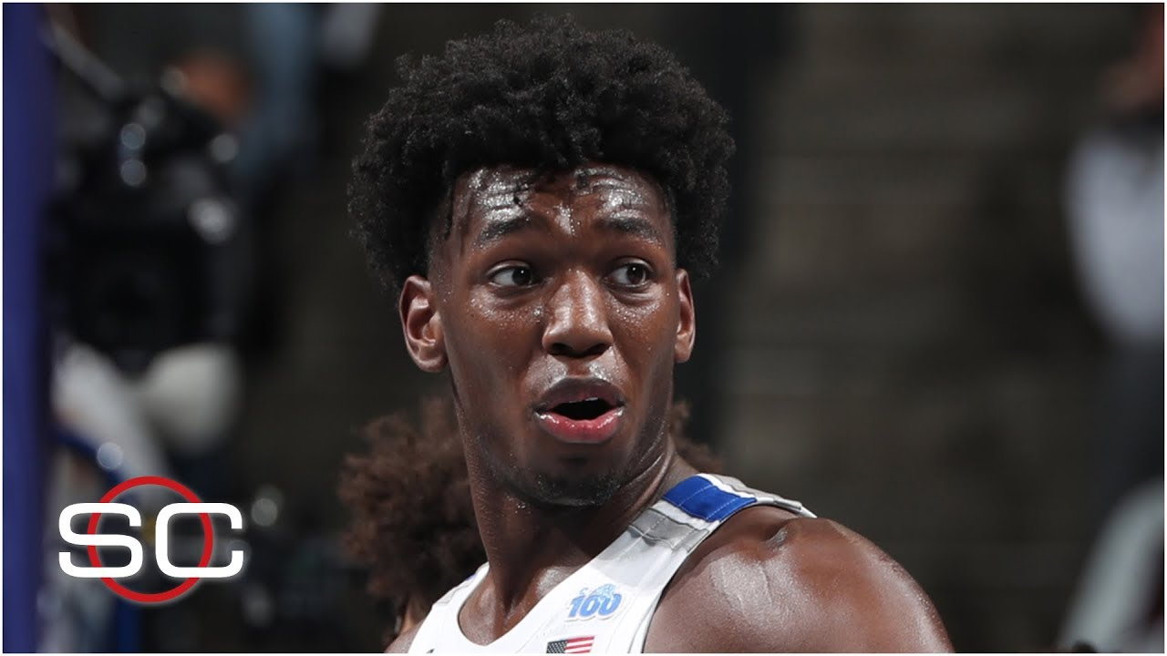 Potential 2020 No. 1 NBA Draft Pick James Wiseman Ruled ...