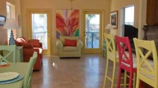 Lilly Pad Lake Front Vacation Rental w/ Gulf Views - Spectacular 30a Rental Santa Rosa Beach, FL