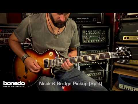 Gibson Les Paul Standard 2016 Sound Demo