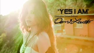 Demi Lovato - Yes I Am (Unbroken Deluxe Edition)
