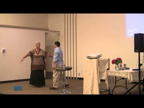 Master Co - Pranic Healing in Saratoga Video 3 of 6