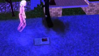 How to cheat death in Sims 3