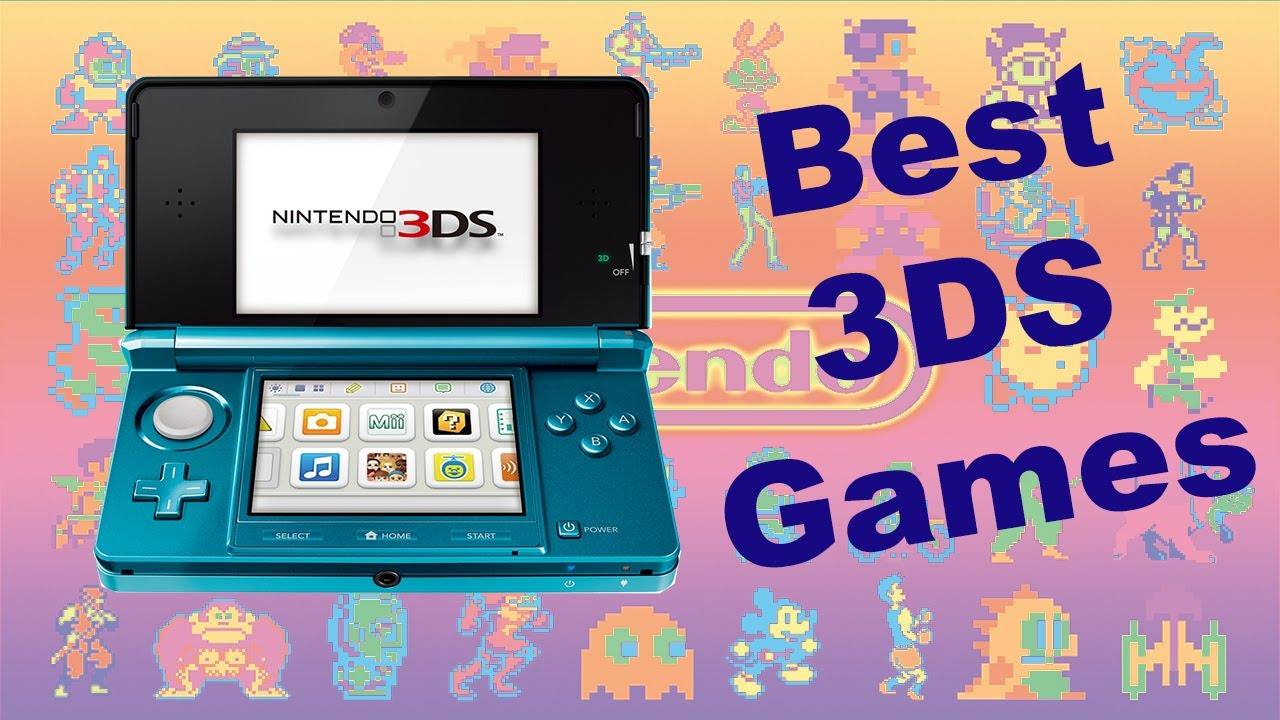 Best Nintendo 3ds Games Youtube