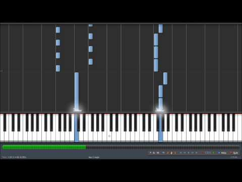 Hollywood Undead - This Love This Hate Piano Tutorial