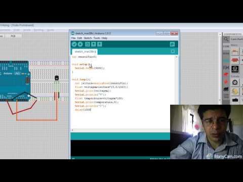 Arduino: Sensor De Temperatura