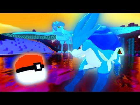 """Minecraft Pixelmon Lucky Block Island - """"LEGENDARY BEARS?"""" - (Minecraft Pokemon Mod) Part 3"""