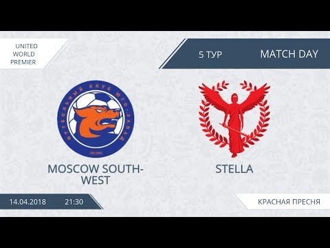 AFL18.  United world. Premier League.  Day 5.  Moscow S. W.  - Stella.