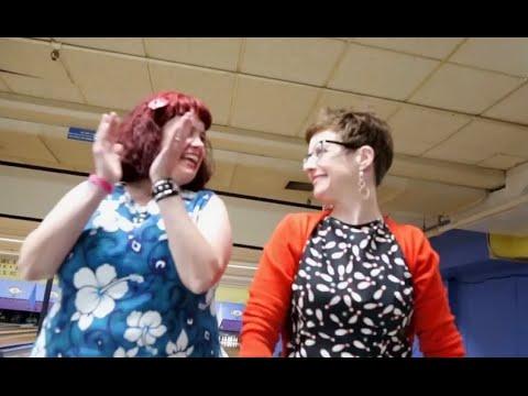 Mod Betty Goes Duckpin Bowling In Baltimore! Retro Roadmap Episode 9
