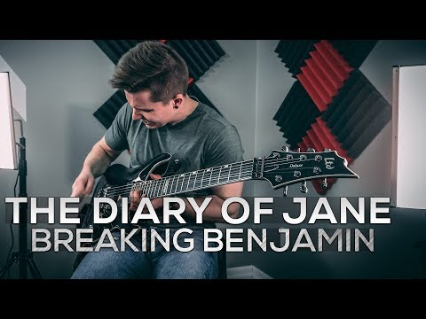 Breaking Benjamin - The Diary of Jane - Cole Rolland (Guitar Cover)