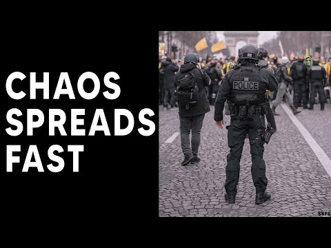 Civil Unrest Can Erupt FAST as Inflation Pushes Food and Energy Prices Sky High!