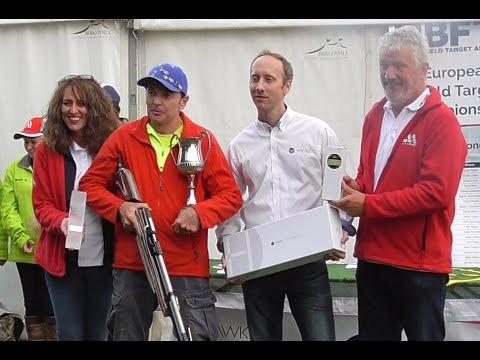 BFTA European Field Target Championships 2016 @ Weston Park
