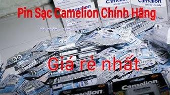 Pin sạc AA Camelion 2300 2700 mAh chính hãng Hợp Lực giá rẻ nhất