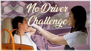 NO DRIVER CHALLENGE! | JAMIE CHUA