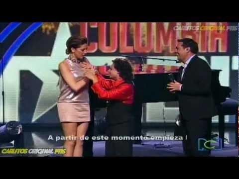Colombia Tiene Talento - PAOLO ' SONIDO BESTIAL ' 3 Gala - Tercera Ronda -  2 de Mayo de 2012. thumbnail