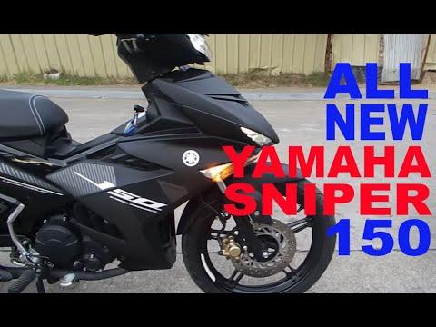 YAMAHA SNIPER 150 2019 REVIEW | Full Specs
